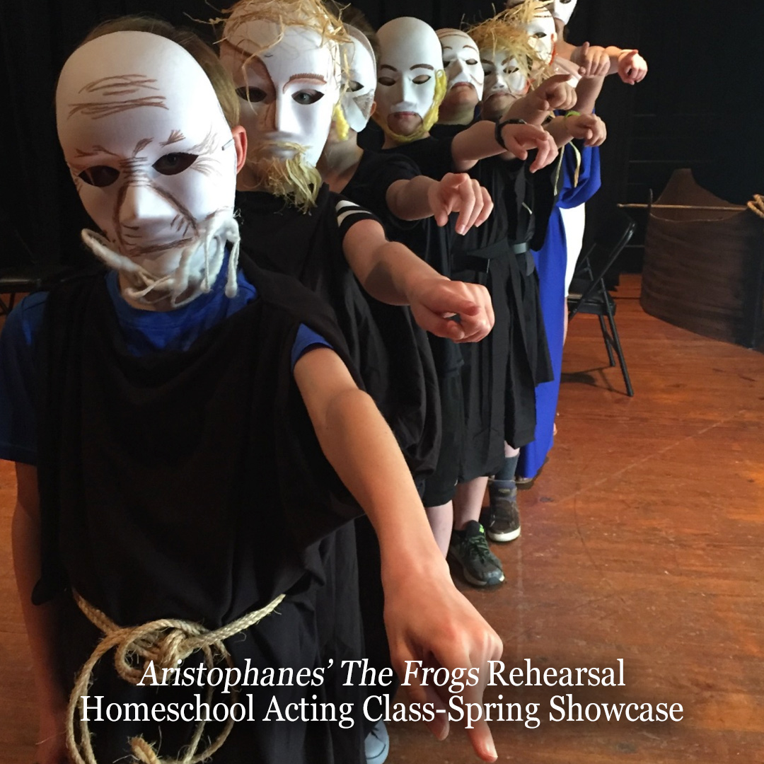 Education-HomeschooActingClass-Aristophanes-Showcase